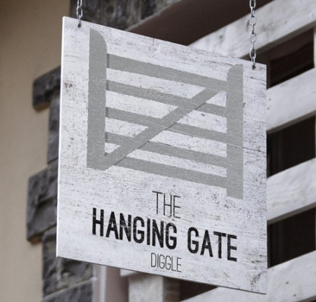 The Hanging Gate :: Logo