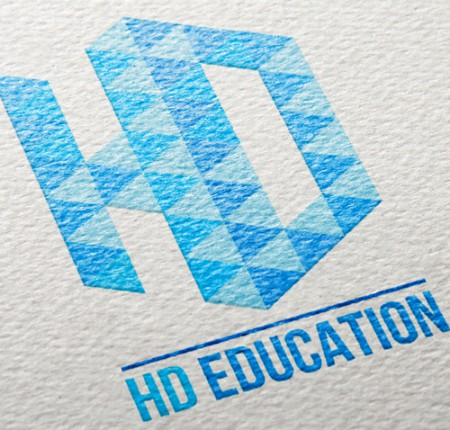 HD Education :: Logo