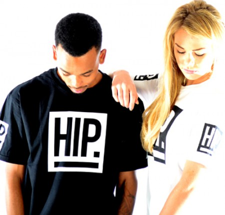 Hip Clothing :: Logo Tee