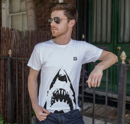 Hip Clothing :: Shark Tee