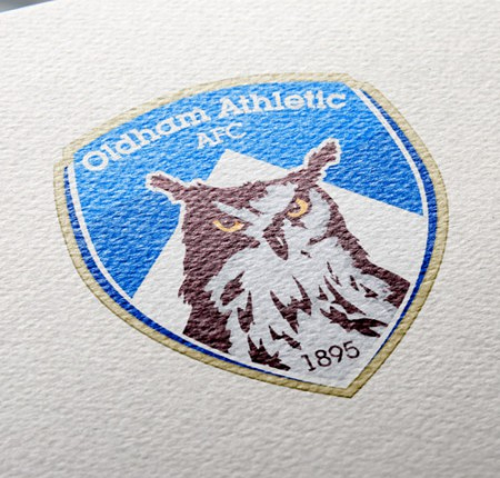 Oldham Athletic AFC :: Crest