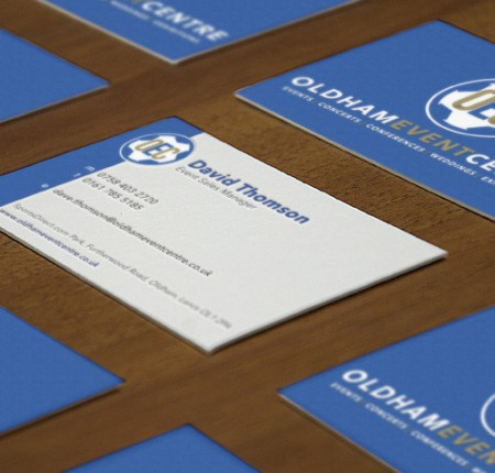 OEC :: Business Cards