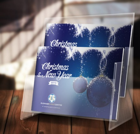 OEC :: Christmas Brochure
