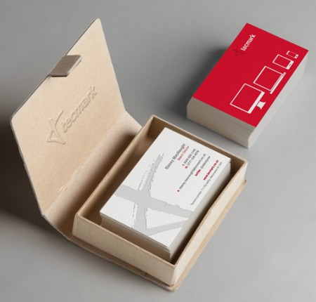 Tecmark :: Business Card