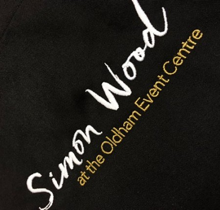 Simon Wood :: Logo